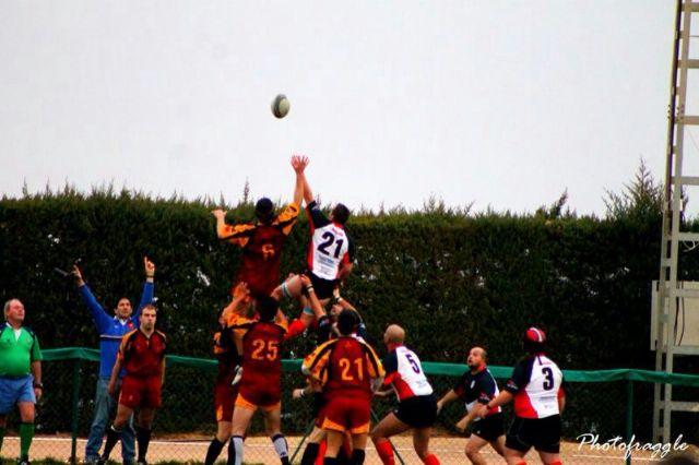 El Club de Rugby de Totana vence al XV Murcia-B por 20 a 7, Foto 4
