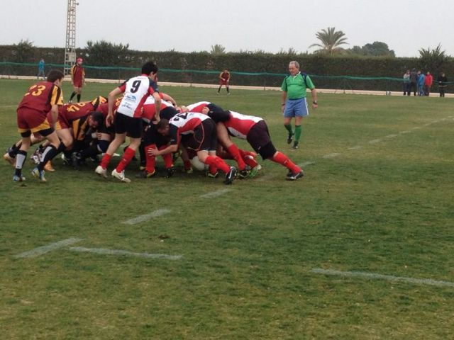 El Club de Rugby de Totana vence al XV Murcia-B por 20 a 7, Foto 5