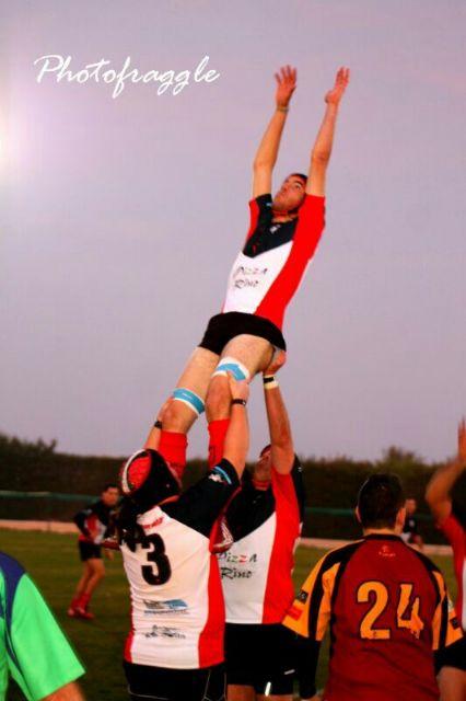 El Club de Rugby de Totana vence al XV Murcia-B por 20 a 7, Foto 6