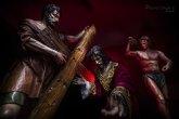 La cofradía del Stmo. Cristo de La Caída y Elevación de la Cruz presentará la nueva ubicación de sus imágenes titulares en su sede
