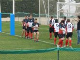 El Club de Rugby de Totana vence al XV Murcia-B por 20 a 7 - 2