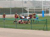 El Club de Rugby de Totana vence al XV Murcia-B por 20 a 7 - 5