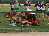 El Club de Rugby de Totana vence al XV Murcia-B por 20 a 7 - 7