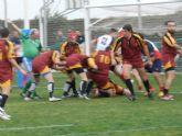 El Club de Rugby de Totana vence al XV Murcia-B por 20 a 7 - 8