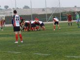 El Club de Rugby de Totana vence al XV Murcia-B por 20 a 7 - 11