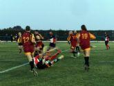 El Club de Rugby de Totana vence al XV Murcia-B por 20 a 7 - 15
