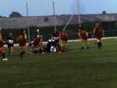 El Club de Rugby de Totana vence al XV Murcia-B por 20 a 7 - 18