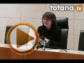 La alcaldesa anuncia que los pilares de la acción de gobierno para el 2014 serán el empleo, el Plan General y el saneamiento del ayuntamiento