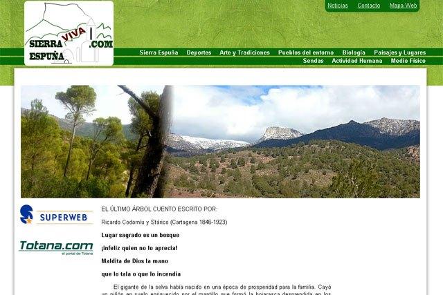 """Discover the secrets Espuña through the new website """"Espuña Live"""", Foto 1"""