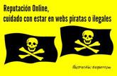 Expertos advierten de los peligros de publicitarse en webs piratas o ilegales