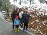 Caen las primeras nieves del 2014 en Sierra Espuña - Foto 3