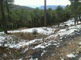 Caen las primeras nieves del 2014 en Sierra Espuña - Foto 9
