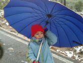 Caen las primeras nieves del 2014 en Sierra Espuña - Foto 12