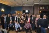 Campos considera vital el compromiso de los j�venes para fomentar la fuerza social del voluntariado de Protecci�n Civil
