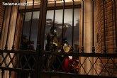 La cofradía del Stmo. Cristo de La Caída presentó la nueva ubicación de sus imágenes titulares