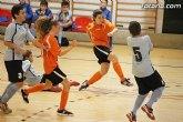 Partido amistoso. Fútbol Sala Capuchinos Infantil A - Roldán Infantil Femenino