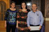 Protecci�n Civil entrega la Medalla de Plata con distintivo azul a Jos� Romera por sus 15 años de trabajo y constancia en la agrupaci�n local