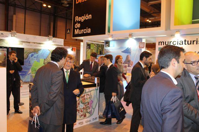 Alhama de Murcia estuvo presente en FITUR, Foto 3