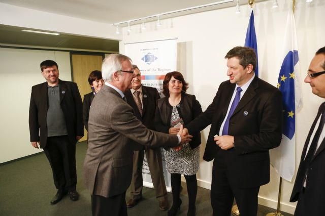 Totana becomes the site of the first European grouping that brings together one hundred municipalities in Spain, Italy, France and Romania working for pottery, Foto 3