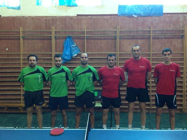 Resultados fin de semana club Club Totana TM. 2ª nacional. El Palmar 5 - Totana TM 1, Foto 1