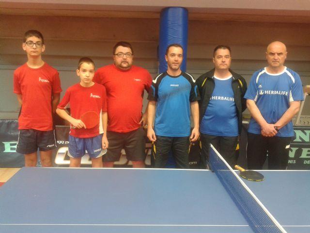 Resultados fin de semana club Club Totana TM. 2ª nacional. El Palmar 5 - Totana TM 1, Foto 2