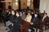 Antonio Mart�nez Belch� jur� su cargo de Presidente del Ilustre Cabildo Superior de Procesiones de Totana - 4