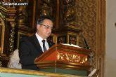 Antonio Mart�nez Belch� jur� su cargo de Presidente del Ilustre Cabildo Superior de Procesiones de Totana - 7