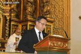 Antonio Mart�nez Belch� jur� su cargo de Presidente del Ilustre Cabildo Superior de Procesiones de Totana - 8
