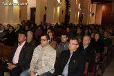 Antonio Mart�nez Belch� jur� su cargo de Presidente del Ilustre Cabildo Superior de Procesiones de Totana - 9