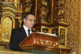 Antonio Mart�nez Belch� jur� su cargo de Presidente del Ilustre Cabildo Superior de Procesiones de Totana - 12