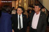Antonio Mart�nez Belch� jur� su cargo de Presidente del Ilustre Cabildo Superior de Procesiones de Totana - 15