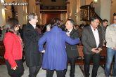 Antonio Mart�nez Belch� jur� su cargo de Presidente del Ilustre Cabildo Superior de Procesiones de Totana - 16