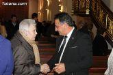 Antonio Martínez Belchí juró su cargo de Presidente del Ilustre Cabildo Superior de Procesiones de Totana - 17