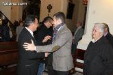 Antonio Martínez Belchí juró su cargo de Presidente del Ilustre Cabildo Superior de Procesiones de Totana - 19