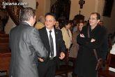 Antonio Martínez Belchí juró su cargo de Presidente del Ilustre Cabildo Superior de Procesiones de Totana - 21