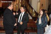 Antonio Mart�nez Belch� jur� su cargo de Presidente del Ilustre Cabildo Superior de Procesiones de Totana - 25