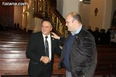 Antonio Mart�nez Belch� jur� su cargo de Presidente del Ilustre Cabildo Superior de Procesiones de Totana - 28