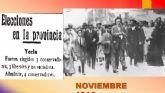 Conferencia sobre Los orígenes de la organización socialista en Totana - 18
