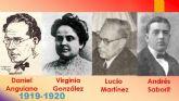 Conferencia sobre Los orígenes de la organización socialista en Totana - 25