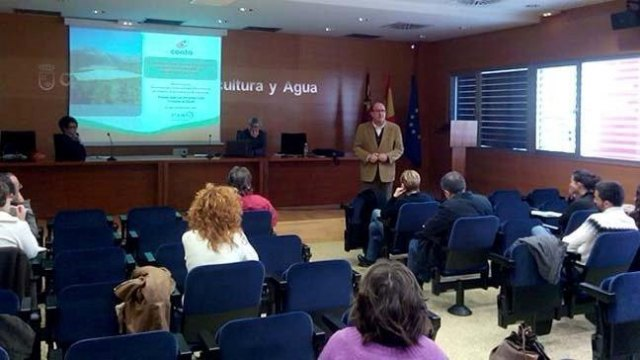 El presidente de COATO participa como representante de PTA España en una jornada sobre investigacion e innovacion en agricultura ecologica, Foto 1