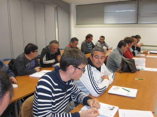 La concejalía de Empleo ofertará más de diez cursos formativos para este 2014 para desempleados, emprendedores y agricultores, Foto 1