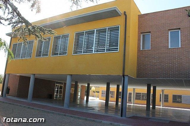 """El Ayuntamiento finalizará el acondicionamiento el Colegio Comarcal """"Deitania"""" con la construcción de dos nuevos aseos, Foto 1"""