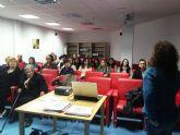 FADEMUR celebró en Mazarrón una jornada de sensibilización dirigida a dependientes y sus cuidadores