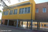 """El Ayuntamiento finalizará el acondicionamiento el Colegio Comarcal """"Deitania"""" con la construcción de dos nuevos aseos"""