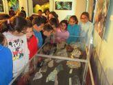 Los escolares de Mazarrón se acercan a la minería y minerología con 'Mazarrón, patrimonio minero'