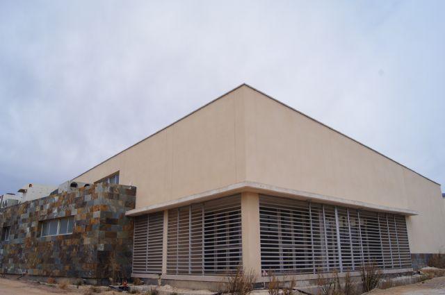 El ayuntamiento de Totana inaugurará el nuevo salón de actos de El Paretón-Cantareros el próximo día 8 de marzo, Foto 2