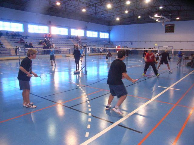El Colegio la Milagrosa, tercer clasificado en la final regional de bádminton de Deporte Escolar, Foto 4