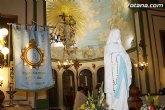 La delegación de Lourdes de Totana celebra el día de la Virgen el próximo fin de semana
