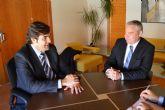 Coec ampliará su colaboración con el ayuntamiento de Mazarrón