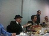 El PSOE totanero y lorquino felicitan al Tío Juan Rita en su 102 cumpleaños
